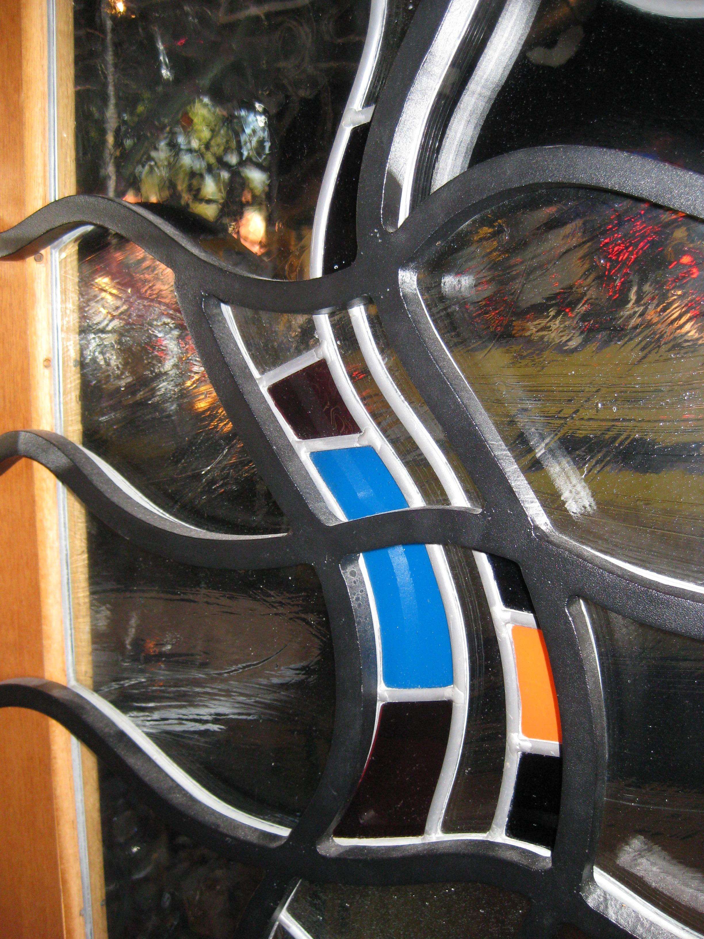 Martini Bar doors