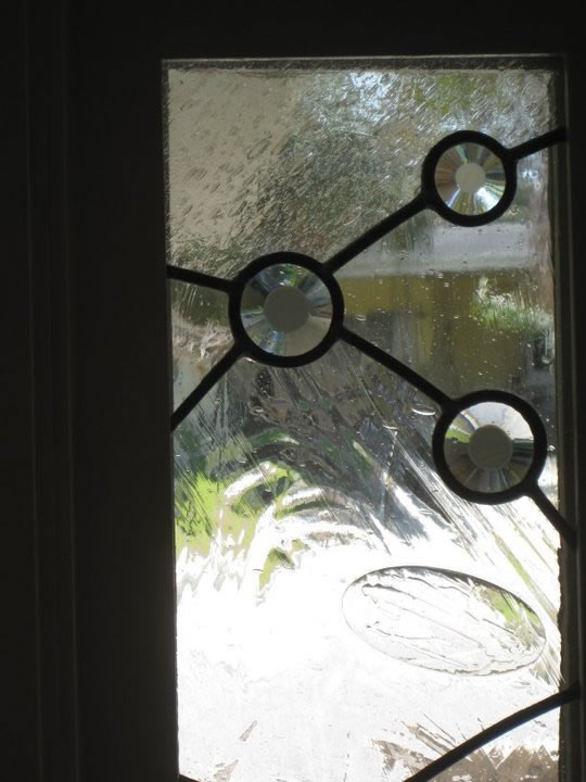 Handmade Reamy glass