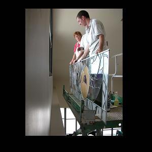 installing glass